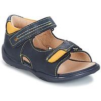 Chaussures Garçon Sandales et Nu-pieds André VOYAGE Marine