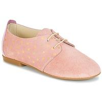 Chaussures Fille Derbies André CELESTINE Rose