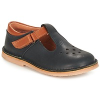Chaussures Fille Ballerines / babies André SUD OUEST Marine
