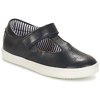 Chaussures Fille Ballerines / babies André ANCRAGE Noir