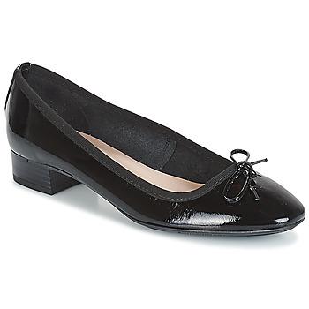 Chaussures Femme Ballerines / babies André PAROSA Noir