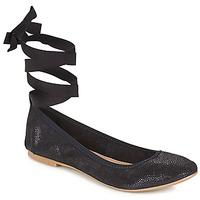 Chaussures Femme Ballerines / babies André ACTEE Marine