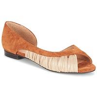 Chaussures Femme Sandales et Nu-pieds André PIPA Camel