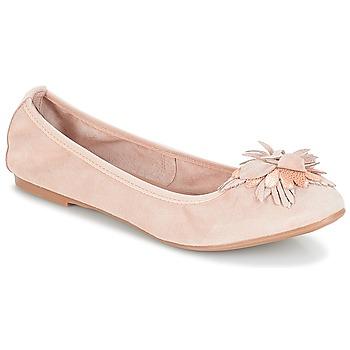 Chaussures Femme Ballerines / babies André DAHLIA Nude