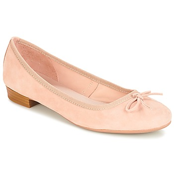 Chaussures Femme Ballerines / babies André CINDY Beige