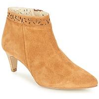 Chaussures Femme Bottines André SABLON Camel