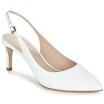 Chaussures Femme Escarpins André PETALIA Blanc