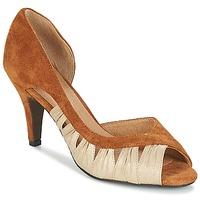 Chaussures Femme Escarpins André PUNGI Camel