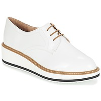 Chaussures Femme Derbies André CHICAGO Blanc