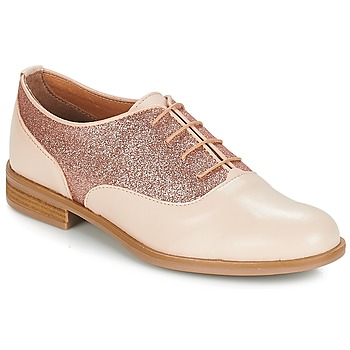 Chaussures Femme Derbies André CHARLY Nude