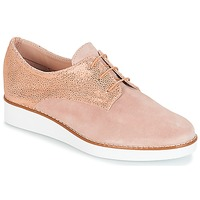 Chaussures Femme Derbies André AMITIE Nude