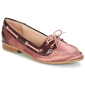 Chaussures Femme Mocassins André NONETTE Rose