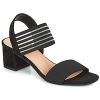 Chaussures Femme Sandales et Nu-pieds André CORFOU Noir