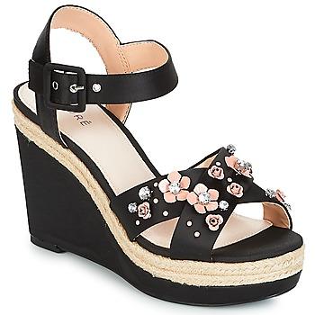 Chaussures Femme Sandales et Nu-pieds André IXIA Noir