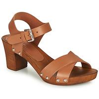 Chaussures Femme Sandales et Nu-pieds André BONGO Marron