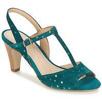 Chaussures Femme Sandales et Nu-pieds André BETY Turquoise