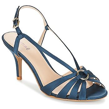 Chaussures Femme Malles, coffres de rangements André MIRABELLE Bleu
