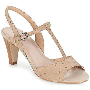 Chaussures Femme Sandales et Nu-pieds André BETY Beige