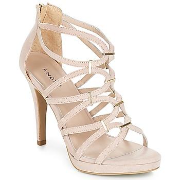 Chaussures Femme Sandales et Nu-pieds André SALSA Nude