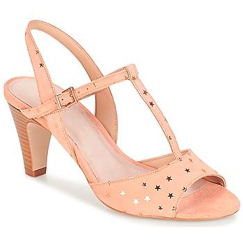 Chaussures Femme Sandales et Nu-pieds André BETY Rose