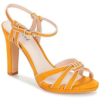 9a67cf73fb2 Chaussures pas cher femme jaune chaussures - Livraison Gratuite avec ...
