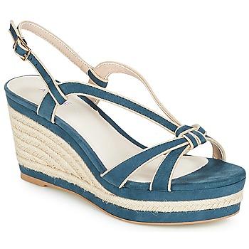 Chaussures Femme Sandales et Nu-pieds André TEMPO Bleu