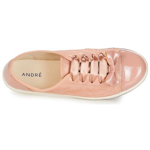Prix Réduit Chaussures ihjdfh465DHU André BOUTIQUE Rose
