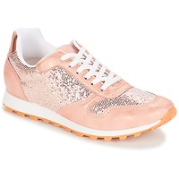 Chaussures Femme Baskets basses André RUNY Rose
