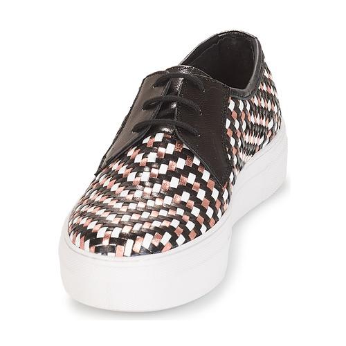 Basses André Nat Baskets Femme Noir Chaussures N8On0vmwy