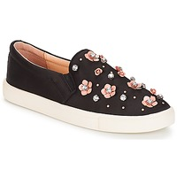 Chaussures Femme Slip ons André FRESIA Noir