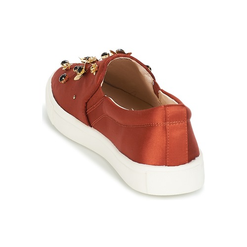 Fresia Slip Ocre Femme Chaussures Ons André tsCQdhrxB