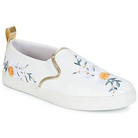 Chaussures Femme Slip ons André CHARDON Blanc