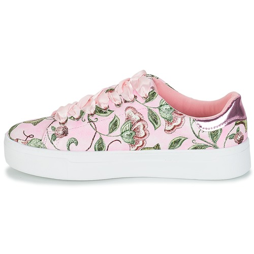 Chaussures Femme Basses André Baskets Popy Rose 6gyvYbf7