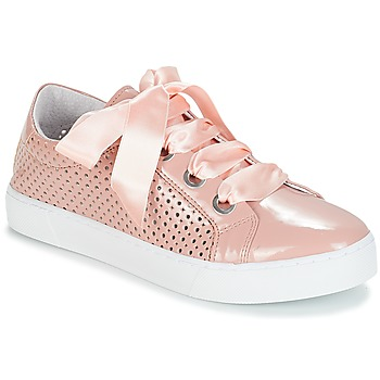 Chaussures Femme Baskets basses André BEST Nude