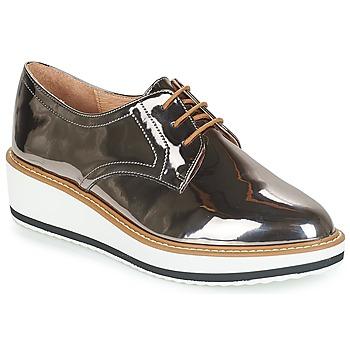Chaussures Femme Derbies André CHICAGO Argent