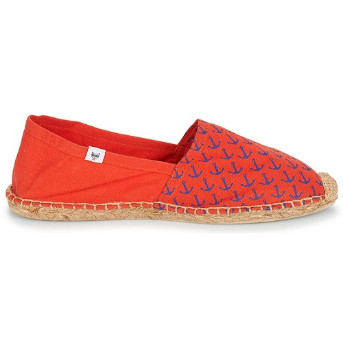 Ohe Espadrilles Homme André Chaussures Matelot Rouge oCxrBedW