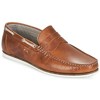 Chaussures Homme Chaussures bateau André FREGATE Marron