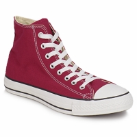 Chaussures Baskets montantes Converse ALL STAR CORE OX Bordeaux/Marron