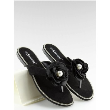 Chaussures Femme Tongs Inello Tongs model 115288 noir