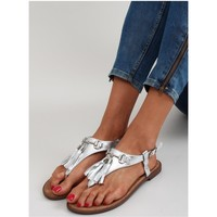 Chaussures Femme Tongs Inello Tongs model 82302 gris