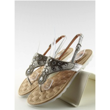 Chaussures Femme Tongs Inello Tongs model 82316 gris