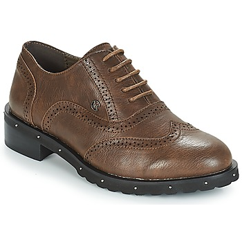 Chaussures Femme Derbies Chattawak AMELIA Marron