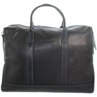Sacs Porte-Documents / Serviettes Arthur & Aston Serviette Arthur et Aston en cuir ref_43733 D Noir noir