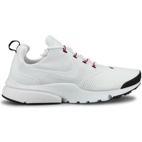 Chaussures Homme Baskets basses Nike Presto Fly Blanc Blanc