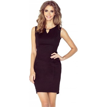 Vêtements Femme Robes courtes Morimia Robe de cocktail model 90444 noir