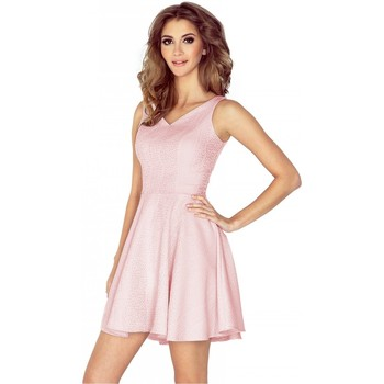 Vêtements Femme Robes courtes Morimia Robe de cocktail model 93636 rosé