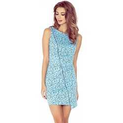 Vêtements Femme Robes courtes Morimia Robe de cocktail model 82846 bleu
