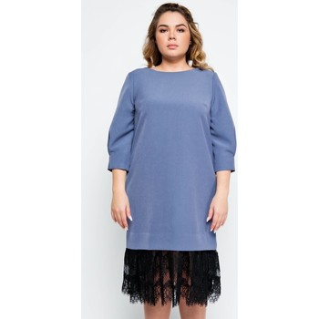 Vêtements Femme Robes courtes Trand By Grandua Robe de cocktail model 109938 bleu