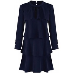 Vêtements Femme Robes courtes Jersa Robe de cocktail model 108517 bleu marine