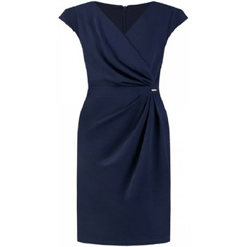 Vêtements Femme Robes courtes Jersa Robe de cocktail model 108514 bleu marine